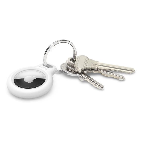 Belkin F8W973bt AirTag 專用保護套連鎖匙扣[2色]