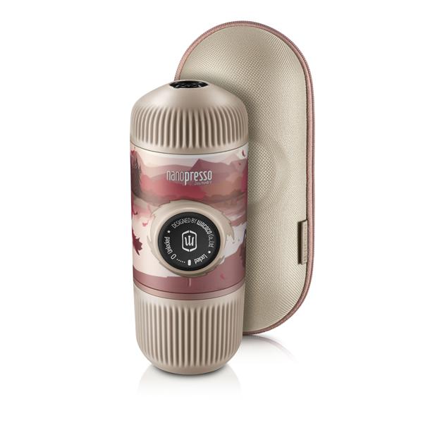 WACACO NANOPRESSO JOURNEY FALL BREAK 便攜意式濃縮咖啡機[4色]