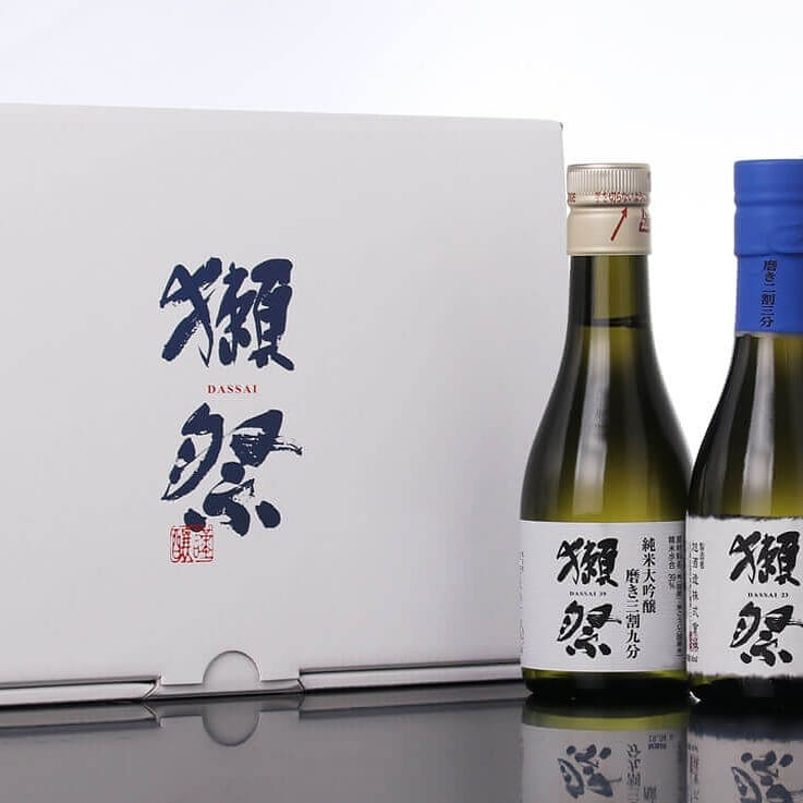 快閃優惠~日本清酒皇 獺祭 45,39,23 三支裝優惠價 $438🎉 門市現金優惠價🎉