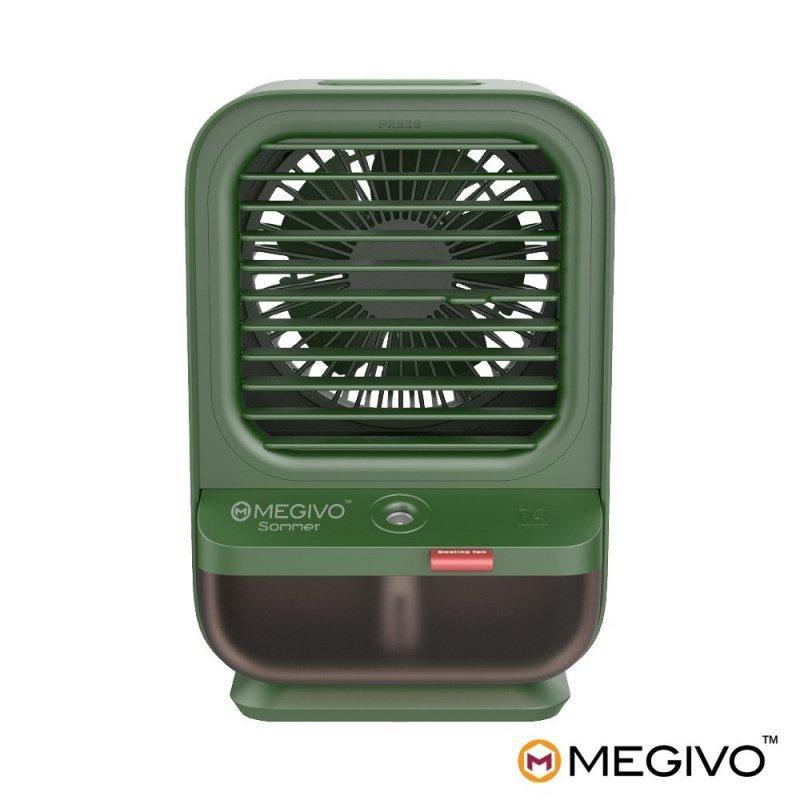 MEGIVO Sommer 多機能噴霧冷風扇