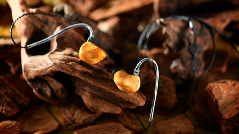 Inear prophile 8 Burlwood Nature (可調音版) 入耳式耳機