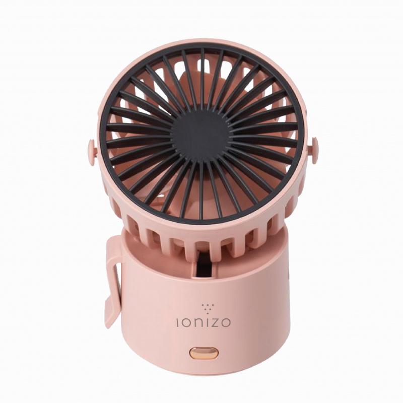 Ionizo 超迷你便攜式百變小風扇 (4色可選)