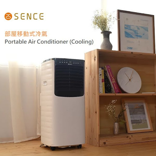 Sence 部屋移動式冷氣 PC-070WB【香港行貨】
