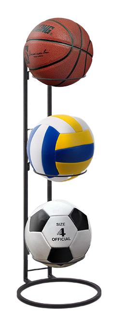 三層籃球足球類儲存架