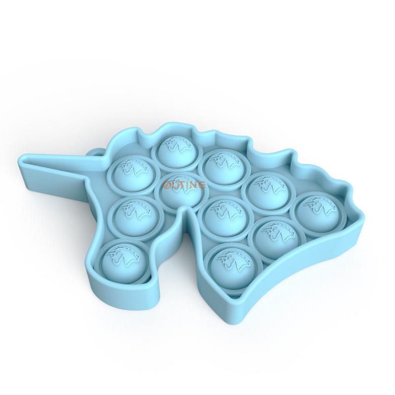 A Plus - 擠壓式體感桌上訓練集中力遊戲Fidget Sensory Toy Autism ADHD ADD 親子 獨角獸 |免運平郵