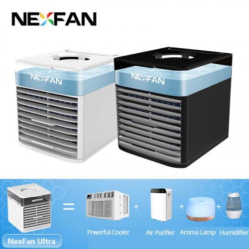 NexFAN Ultra 流動水冷製冷風機