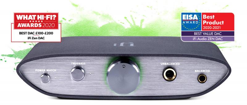 ifi Zen DAC v2 解碼耳擴