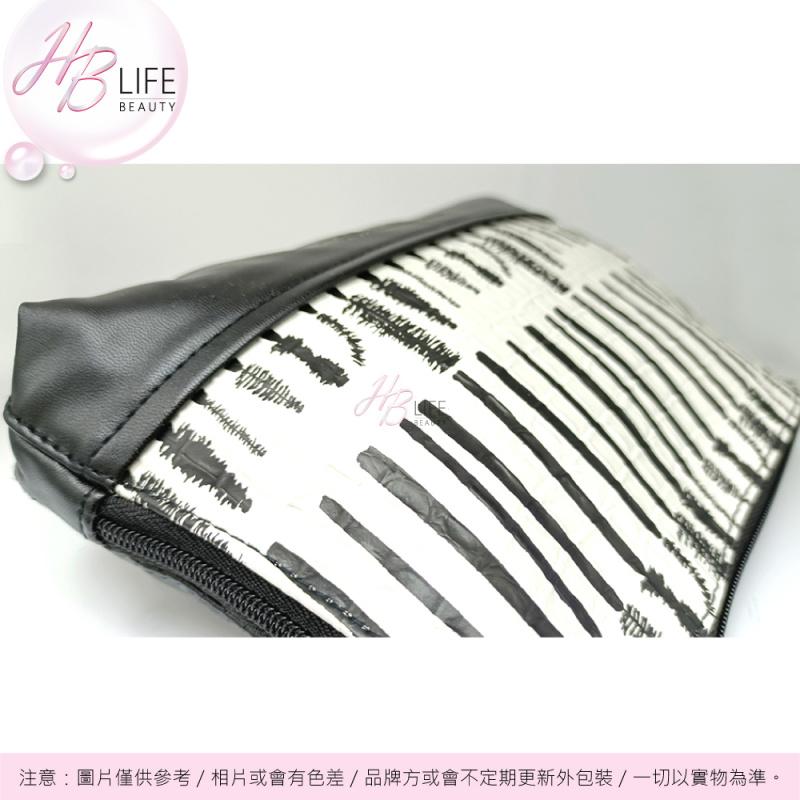 Estee Lauder 黑白印花化妝袋 23cm 闊W x 15cm 高 (1件)