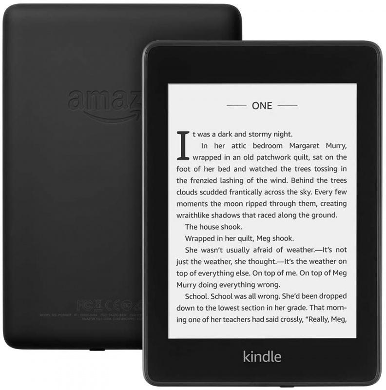 Amazon Kindle Paperwhite 4 2018 Wi-Fi 電子書閱讀器 [32GB][4色]