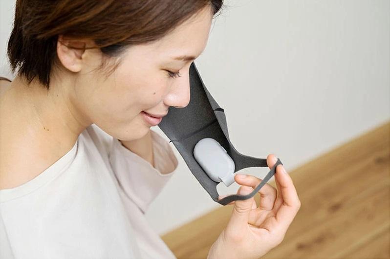 [預購] Prismate 充電式迷你口罩風扇 PR-F064