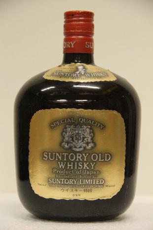 70年代三得利老壽特別版威士忌