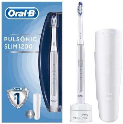 Oral-B Pulsonic Slim 1200 聲波電動牙刷 (附送旅行收納盒) 🌟門市現金優惠價$399 🌟
