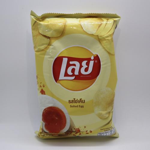 Lays薯片-鹹蛋味 46g