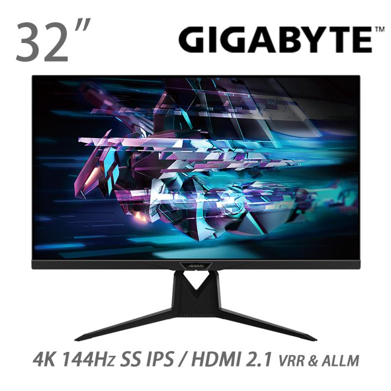 "GIGABYTE AORUS 32"" 144Hz 4K 電競螢幕 FI32U"