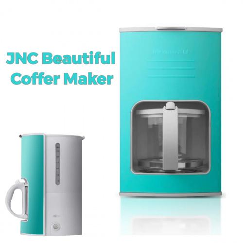 JNC Beautiful 咖啡機 1.5L (TIFCM-TU)
