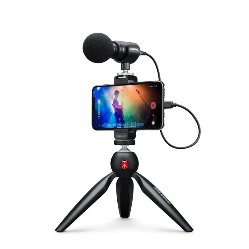 【香港行貨】SHURE MV88+ Video Kit[咪及收錄音設備]