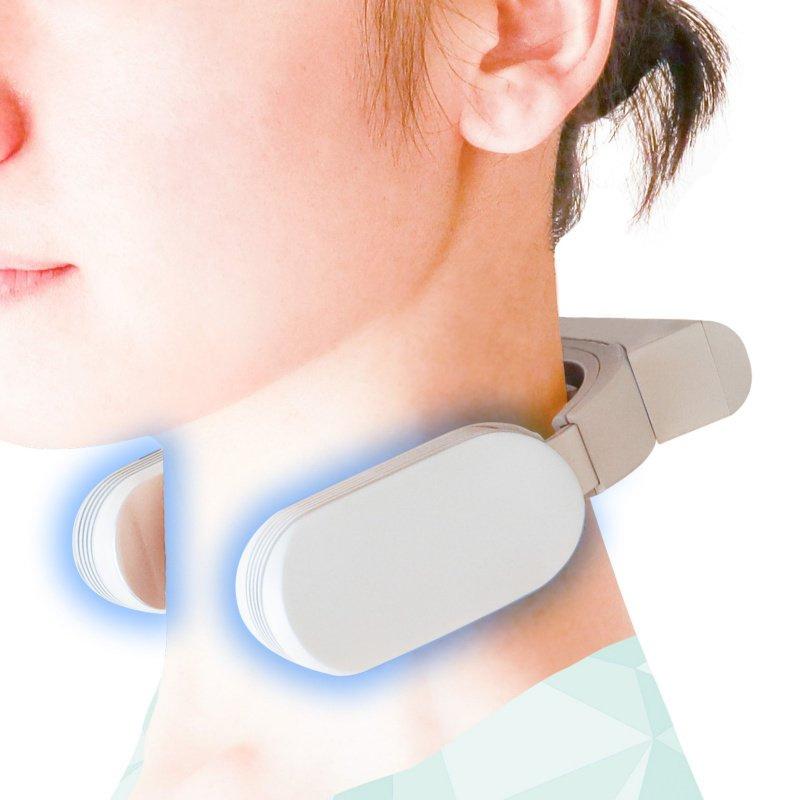 日本 Thanko 進化版 Neck cooler EVO 無線頸部冷卻器 [2色]