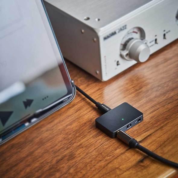 Earstudio HUD100 MK2 高保真 USB DAC