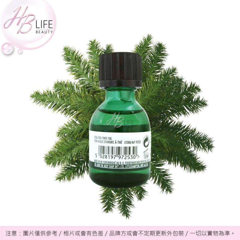 The Body Shop 茶樹油 20ml