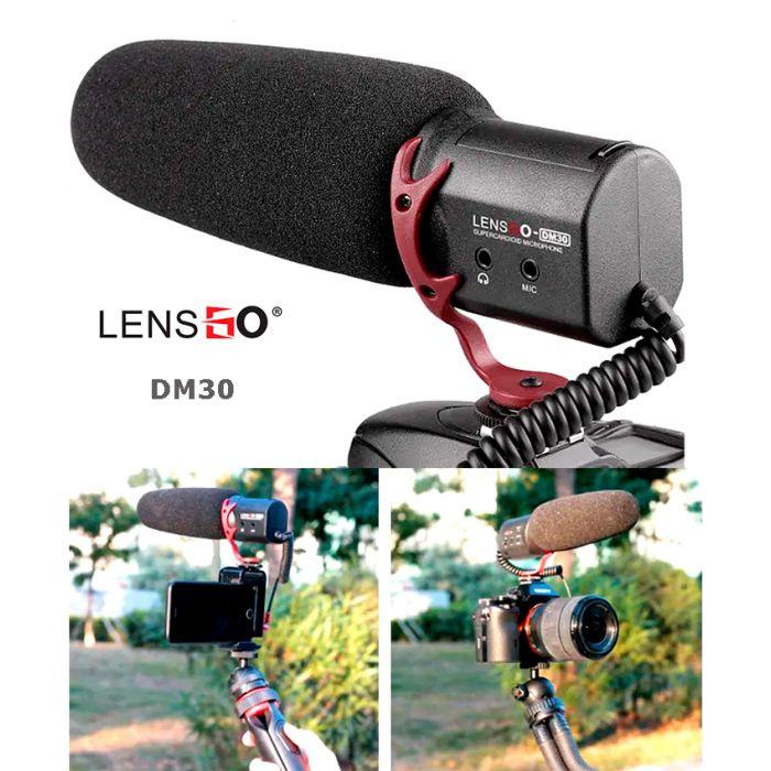 LENSGO LYM-DM30超指向麥克風