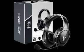 MSI IMMERSE GH20 電競耳機