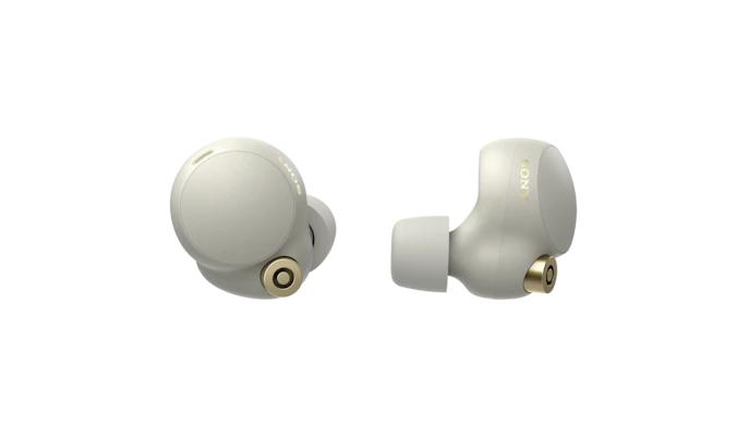 [預購] SONY WF-1000XM4 真無線降噪耳機 [銀色]