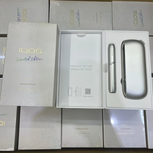 日版 IQOS 3 DUO Limited Edition