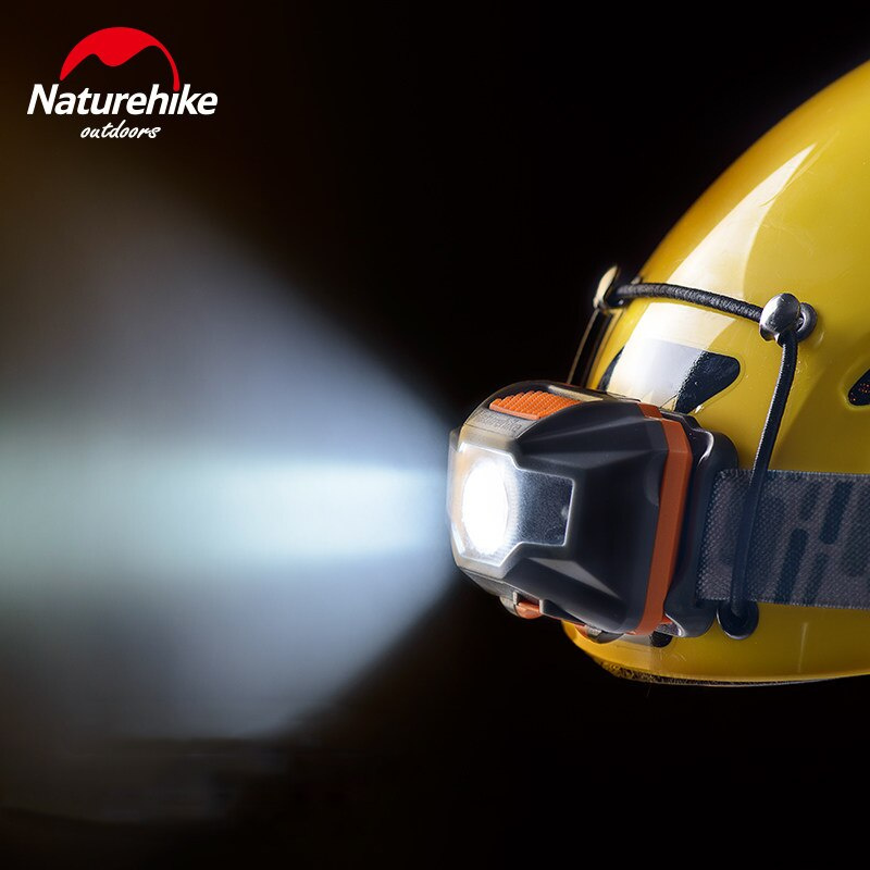 NATUREHIKE TD-02 USB充電防水登山頭燈