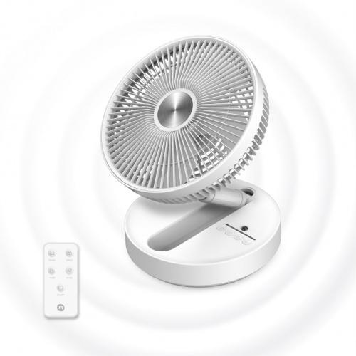 Momax iFan Flow 無線摺疊風扇 IF9W
