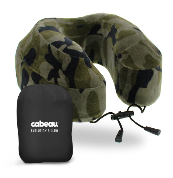 CABEAU Evolution Pillow  美國記憶棉頸枕 (Camouflage)