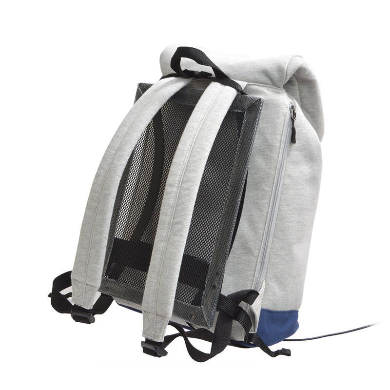 Thanko 後背包攜帶型冷卻風扇