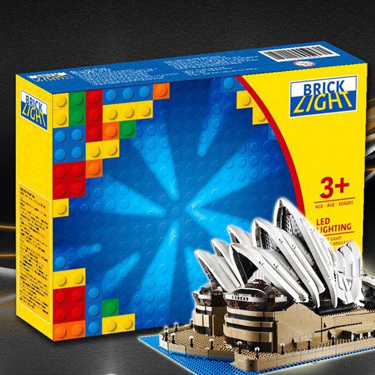 LEGO 10234 Sydney Opera House Led Lighting Sets