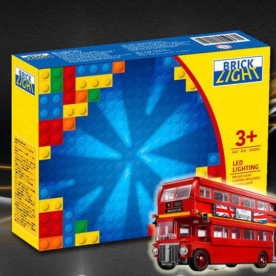 LEGO 10258 London Bus Lighting Sets