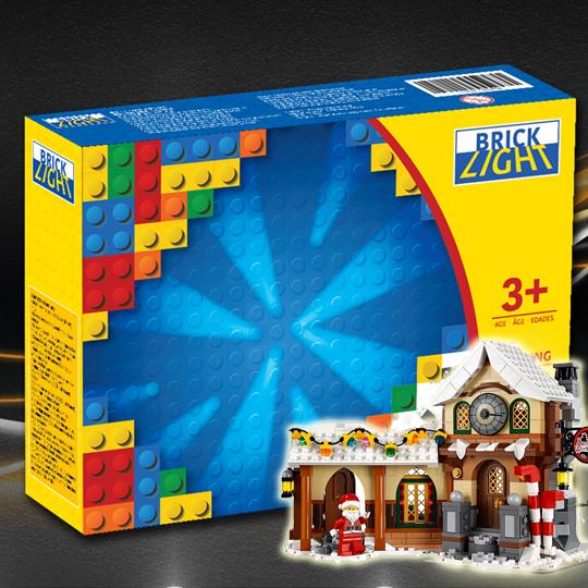 LEGO Brick light 10245 Santa's Workshop LED Lighting kits set 專用燈組 (不包括本體Lego)