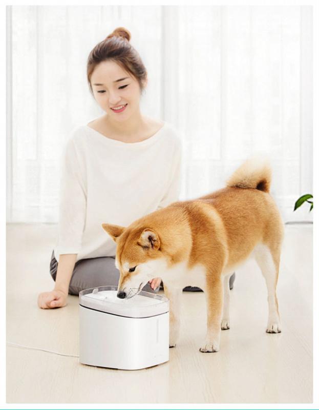 小米有品 kitten&puppy 2L 寵物循環過濾飲水機 MG-WF001