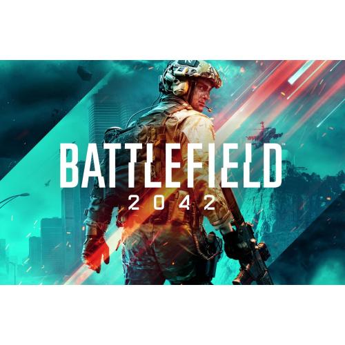 【預訂】 PS4 / PS5 戰地風雲 2042 Battlefield 2042 [中文版]