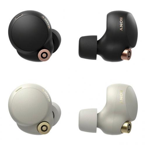 [預訂] Sony WF-1000XM4 真無線藍芽降噪耳機 [2色]