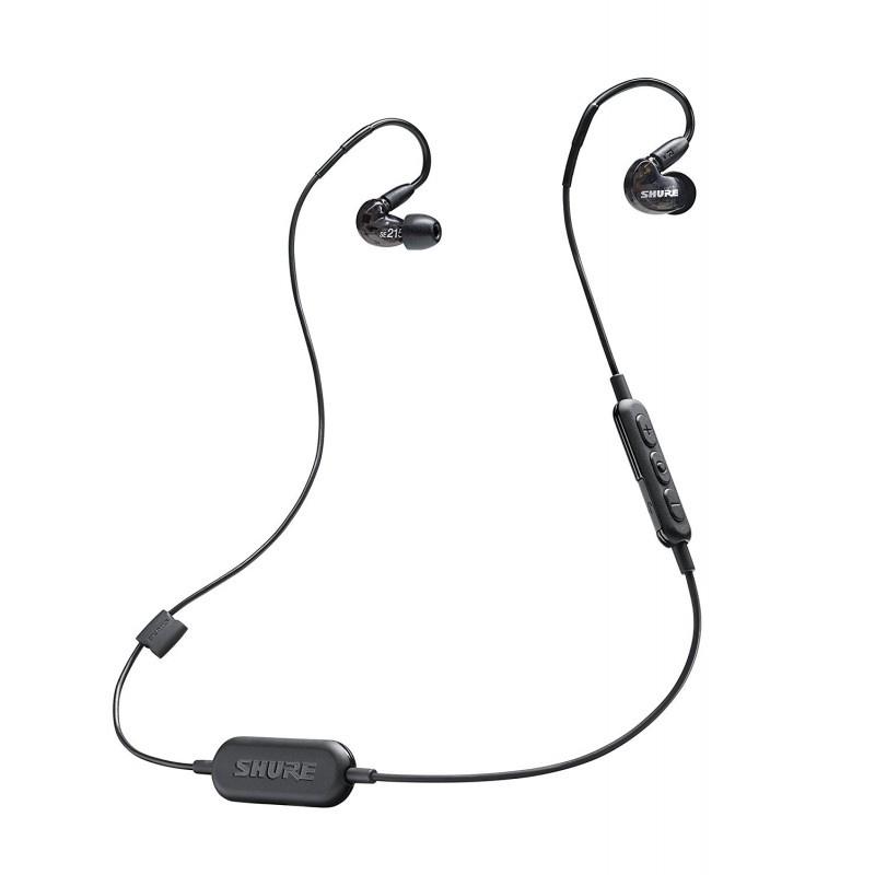 Shure SE215 無線藍牙耳機 [黑色]