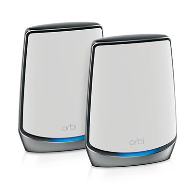 Netgear RBK852 AX6000 3頻 Wifi 6 孖裝+ Bose 700 UC (黑色商務版) 套裝組合