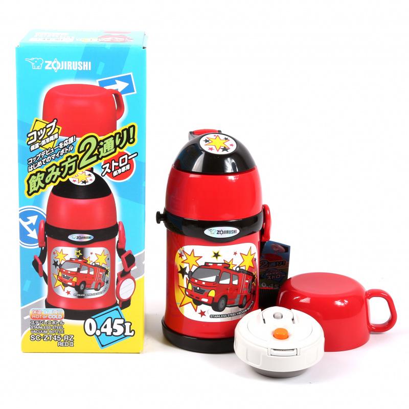 Zojirushi 象印 SC-ZT45 (450ml) 兒童保溫杯 [4色]