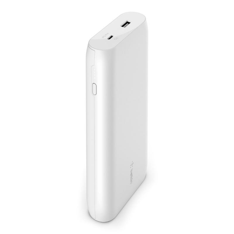 【香港行貨】Belkin BOOST↑CHARGE USB-C PD Power Bank 20K (BPB002bt)[充電器 電池]