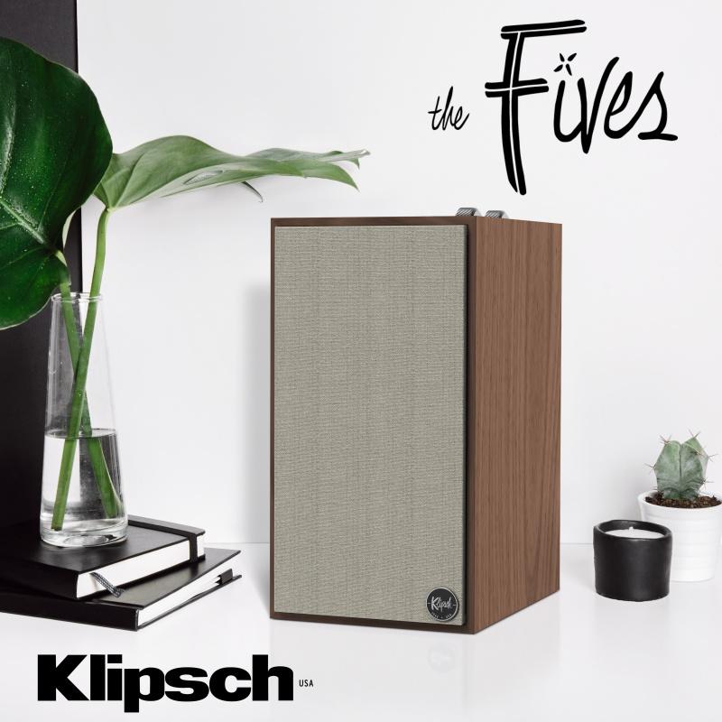 Klipsch The Fives 主動式有源喇叭