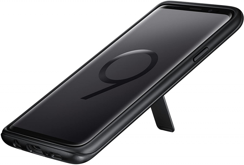 Samsung Galaxy S9+ Protective Cover Black 保護套 黑色