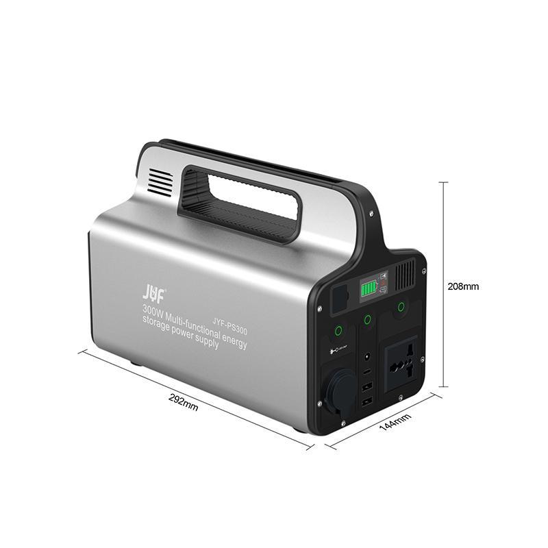 JYF PS300 120000mAh/3.6V 432Wh 戶外電源 (AC) 300W 便攜式戶外電站