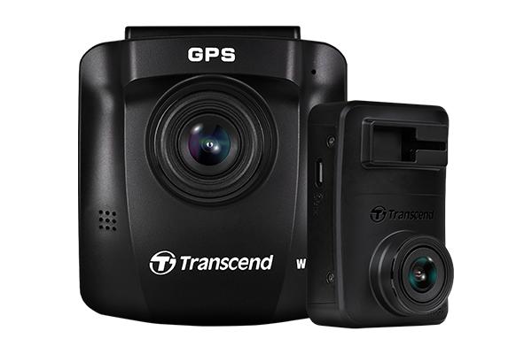 Transcend 雙鏡頭行車記錄器 DrivePro 620