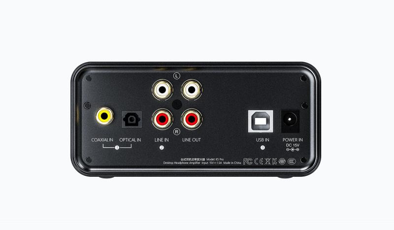 【香港行貨】FiiO K5 PRO Desktop DAC and Amplifier[耳擴及耳擴配件]