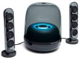 Harman Kardon SoundSticks 4 無線音箱[家庭影院喇叭] 【香港行貨】