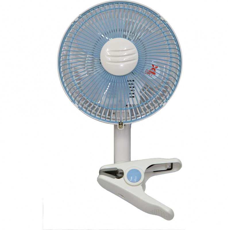 """PS-07B 7""""夾/座兩用扇 Clip & Desk Fan"""