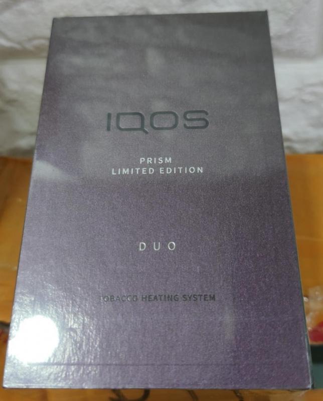 日版 IQOS 3 DUO PRISM Limited Edition