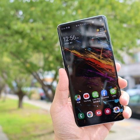 快閃10部優惠~三星Galaxy S10 5G (8+256) 屏幕少瑕疵 🎉 門市現金優惠價$1699💝